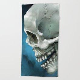 Skull 3 Beach Towel
