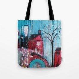 Home Love Belong Tote Bag