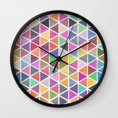 unfolding 1 Wall Clock