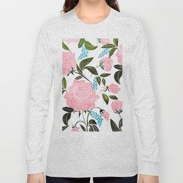 Rosy || Long Sleeve T-shirt