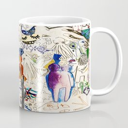 Collage 41 Coffee Mug