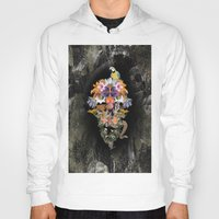 animal skull Hoodies featuring ANIMAL SKULL by sametsevincer