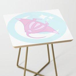 Lunar Manta Ray Side Table