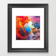 Porrima Framed Art Print
