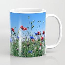 poppy flower no12 Coffee Mug