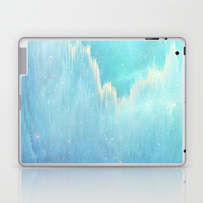 Blue Dreamscape Laptop & iPad Skin