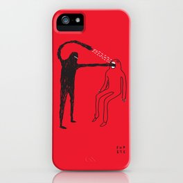 Mouth iPhone Case