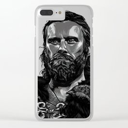 Rollo Clear iPhone Case