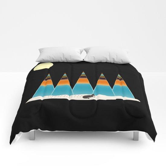 Sleepy Fox Comforters
