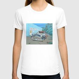 rusty Packard car T-shirt