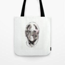 Woman With Head Wound Tote Bag