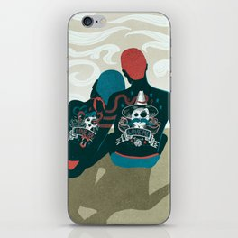 Love You / Love Me - Us and Them iPhone Skin