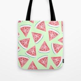 Watermelon Press Tote Bag