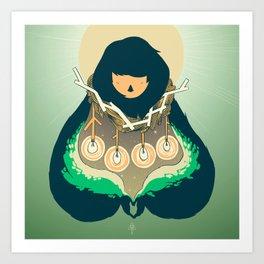 Lullaby - Alt Art Print