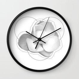 Trinity Magnolia Wall Clock