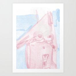 PQ TANTO NUDE? Art Print