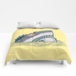 The Nerd Shark Comforters