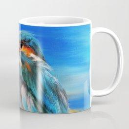 The Bird Of Many Colors Coffee Mug