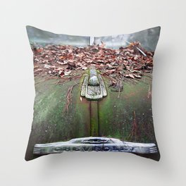 See The USA In Your Chevrolet Throw Pillow