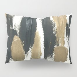 Obsessions in Black Pillow Sham