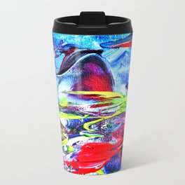 Abstract Perfection 6 Travel Mug