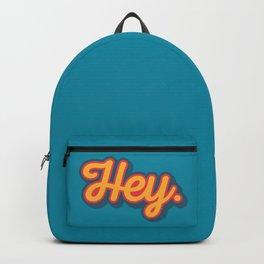 Hey Backpack