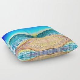 Ebb and Flow Floor Pillow