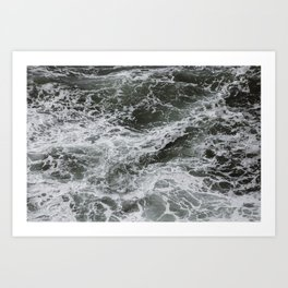 Ocean Variational Color Art Print