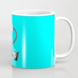 Two heads Coffee Mug