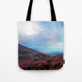 Llangollen, Wales, UK Tote Bag