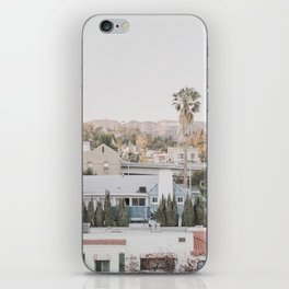 Hollywood California iPhone Skin
