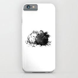 Chocobo Black Chick iPhone Case