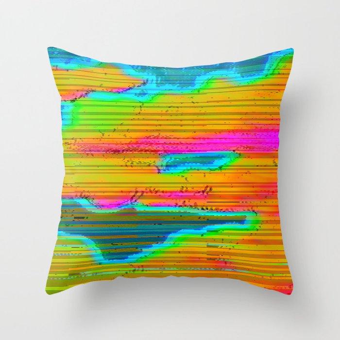X4107 Throw Pillow