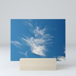 Dancing Sky Mini Art Print
