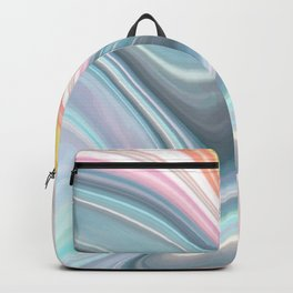 Marble Waves Backpack