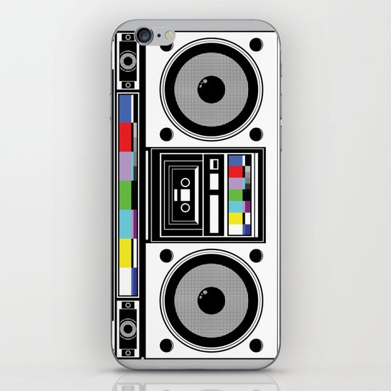 1 kHz #8 iPhone & iPod Skin