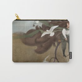 Mme September Carry-All Pouch