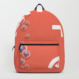Bubbly Feminist Corale Backpack