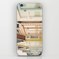 English Beach Huts iPhone & iPod Skin