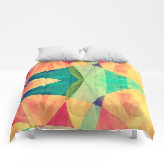 Spring it is! Comforters