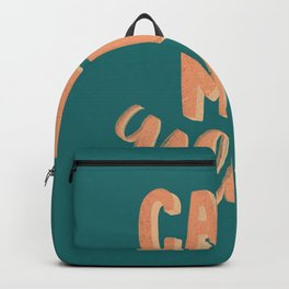 Call Me Never Backpack