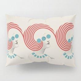 Dedicated Follower of Fashion Pillow Sham