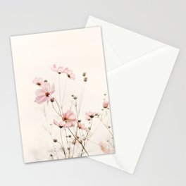 COSMEA DANCING CREME BEIGE Stationery Cards