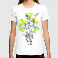 """1984 T-shirts featuring """"1984"""" by Slight Gallery - Sightly Art for Sale"""