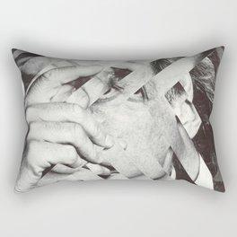 CONFUSING Rectangular Pillow