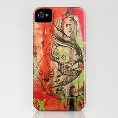 Art Is Yoghurt / Kunst ist Quark iPhone (4, 4s) Slim Case