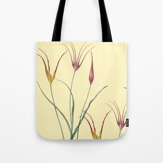 Tulip togetherness Tote Bag