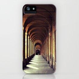 Portico di San Luca iPhone Case