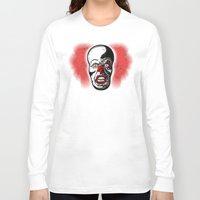 pennywise Long Sleeve T-shirts featuring Pennywise by Beery Method