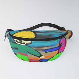The plumber Fanny Pack